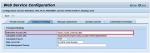 How to create an ICF External Alias for a Web Service definition in transaction SOAMANAGER