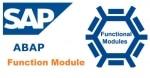 ABAP Function Modules