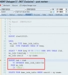 EXPORT_TOO_MUCH_DATA Dump Interview Questions and Answers