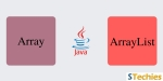 Difference between Array and ArrayList