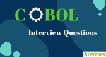 Top Cobol Interview Questions and Answers (2020 Updated)