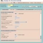 Create Customer Reconciliation (Control) Account in GL