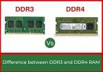 Difference between DDR3 and DDR4 RAM