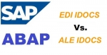 Difference between EDI and ALE IDOCS