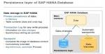 Persistence Layer in SAP HANA Database