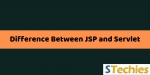 Difference between JSP and Servlet