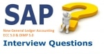 New General Ledger Accounting ECC 5.0 and DIMP 5.0 Interview Questions