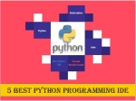 IDE for Python Programming language on Windows