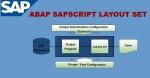 SAPSCRIPT - LAYOUT SET