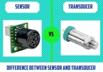 Difference between Sensor and Transducer