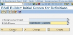 WCF_IGNORE_ENHANCEMT Disable UI Configurations and Personalizations