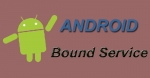 Bound Service Example in Android