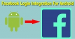 Facebook Integration and Login in Android App