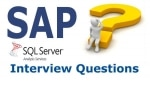 SQL Server Analysis and Avoiding Deadlocks Interview Questions and Answers