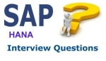 SAP HANA LOBs Interview Question and Answer