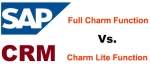 Difference between Full Charm and Charm Lite functionalities