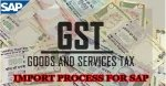 Import Process For GST India