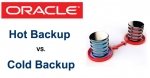 Difference Between Hot Backup and Cold Backup