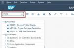 Create an Infoarea in SAP BI/BW
