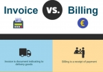 Difference between Invoice and Bill