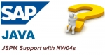 JSPM Support with NW04s (Java Support Package Manager)