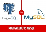 Difference between Postgresql vs Mysql